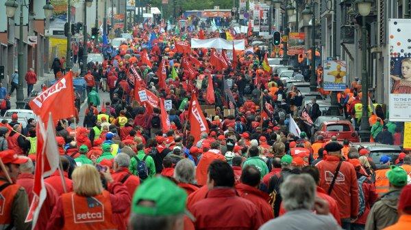 24 мая - Всеобщая забастовка.