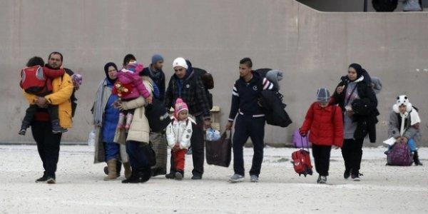 Мигранты возвращаются назад?