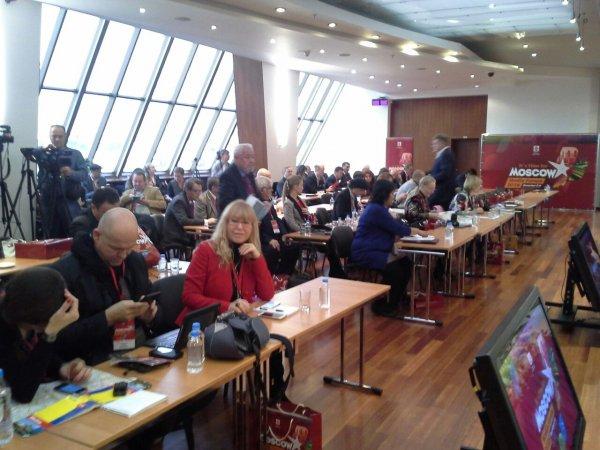 Международный медиафорум – 2016  «It's  Time for  Moscow» -  о подготовке к проведению   футбольного ЧМ-2018.