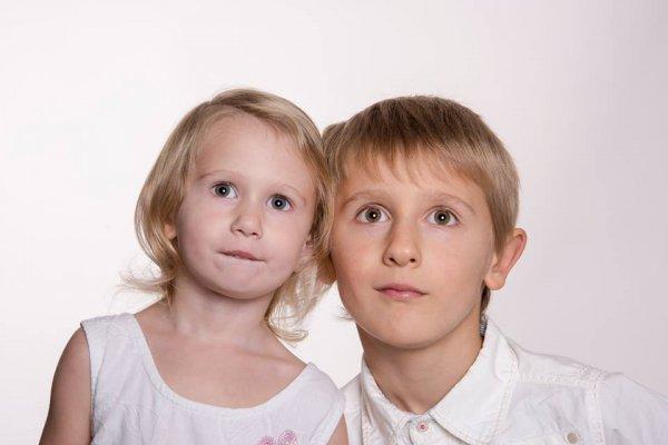 Лица Бельгии. Наши  дети.