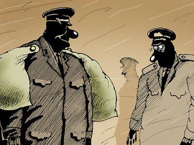 Счётная палата: Благодаря несовершенству контрольной системы полицейские могут завышать себе премии  до 4000 евро в месяц.