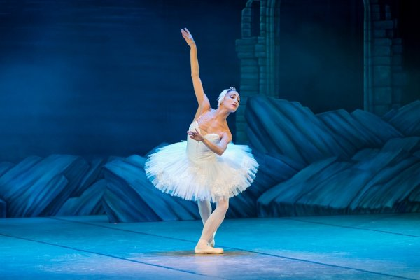 Ballets of the Bolshoi Theater live from Moscow